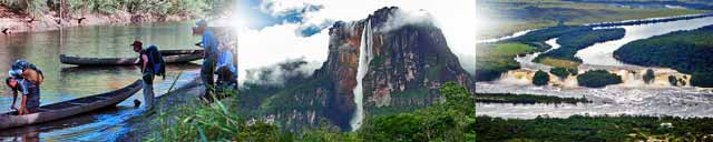 Tour: Kavac + Angel Falls + Canaima