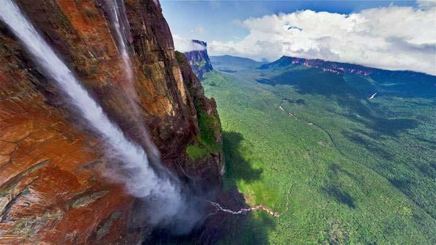 4 Days Tour Kavac Angel Falls Canaima Hike