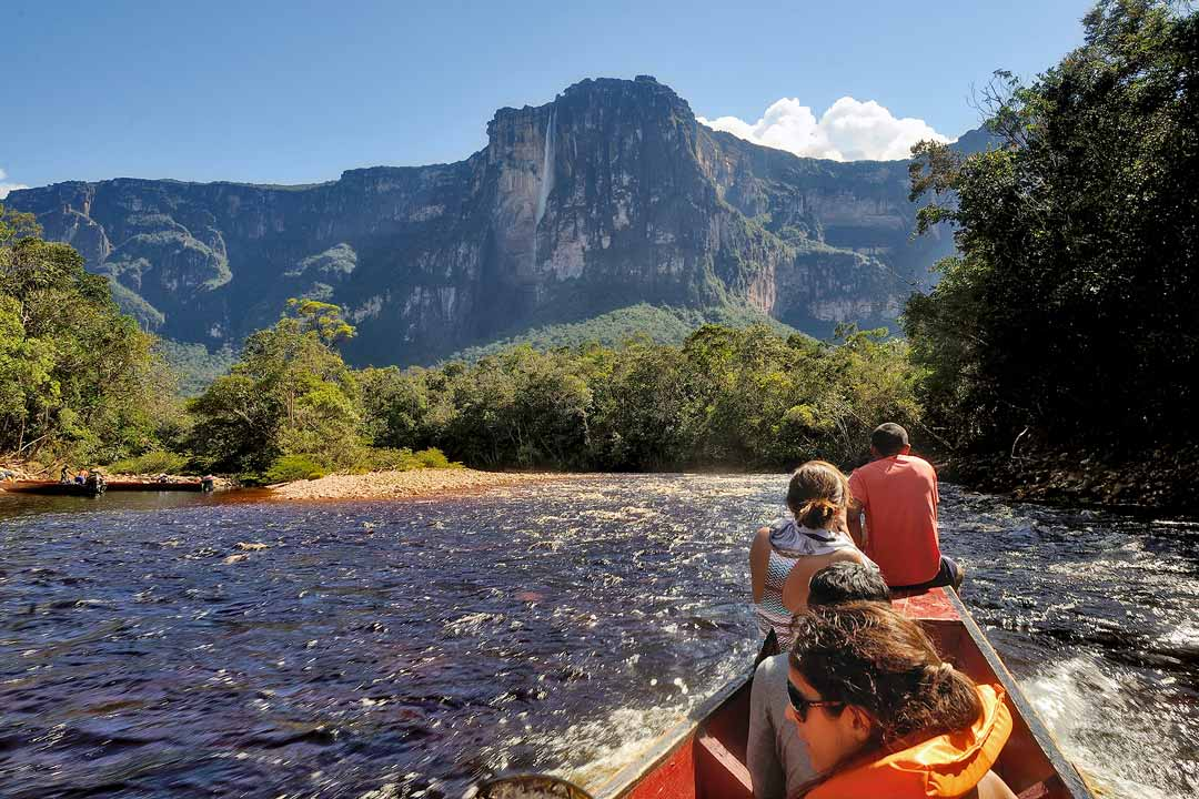 Mount Roraima And Angel Falls Tour