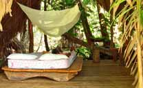 Relax in Warao Style hut of the Eco-camp